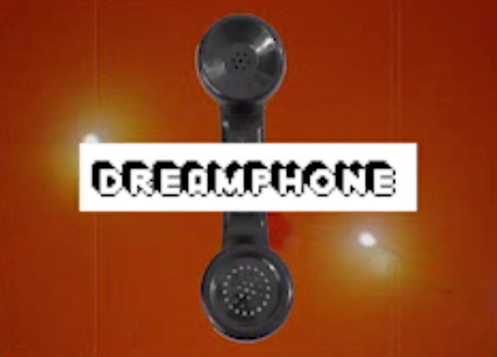 The Spirit Goth Lo-fi Telephone Mic: DREAMPHONE