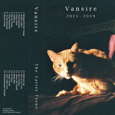 Vansire - The Latter Teens (compilation)