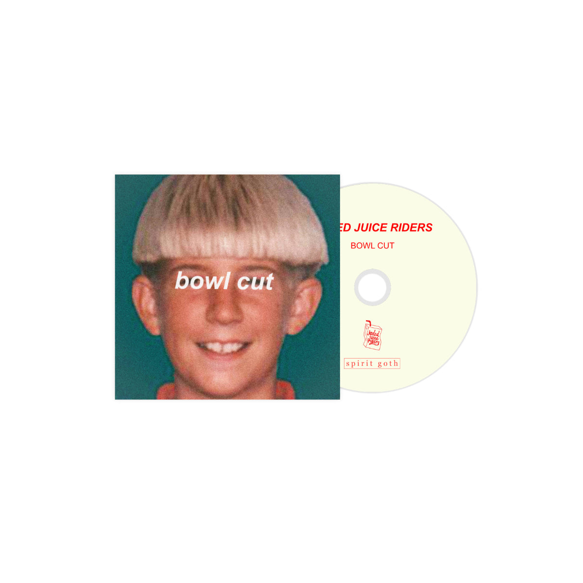 SG18: Jaded Juice Riders - Bowl Cut