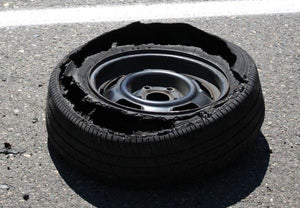 Summer Blues -- Tire Blowouts