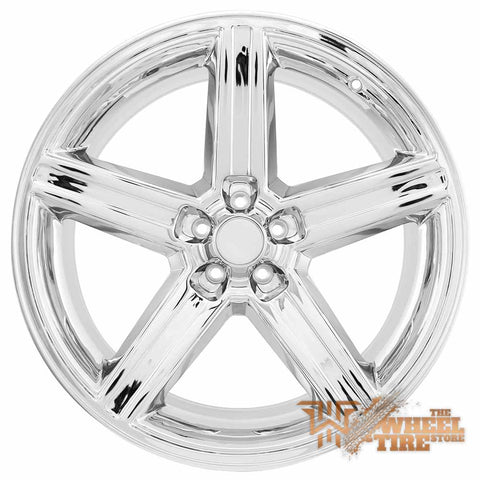 IROC REPLICA 248T-A Wheels in Chrome (Set of 4)