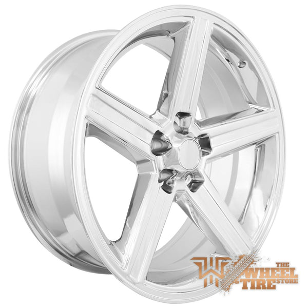 IROC REPLICA 248T-A Wheels in Chrome