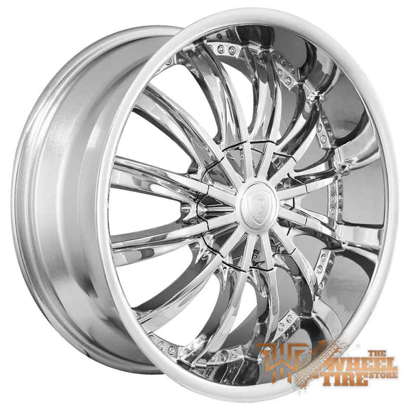 BORGHINI B19 Wheel in Chrome (Set of 4)