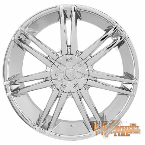 BORGHINI B20 Wheel in Chrome (Set of 4)