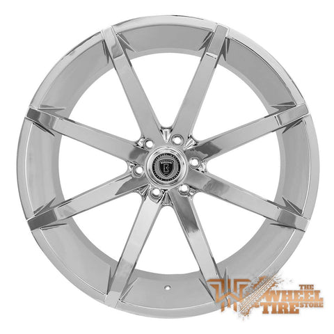 BORGHINI B29 Wheel in Chrome (Set of 4)