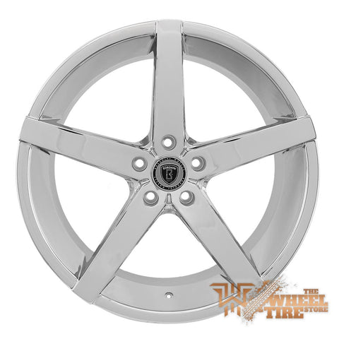 BORGHINI B35A Wheel in Chrome (Set of 4)