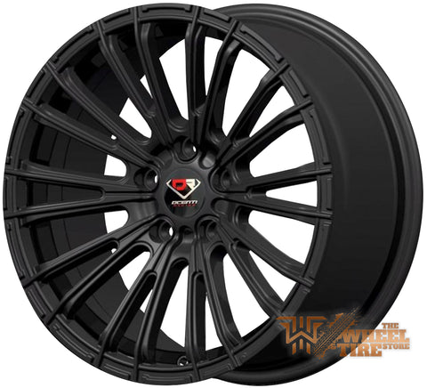 DCENTI Racing DCTL006 Wheel in Gloss Black (Set of 4)