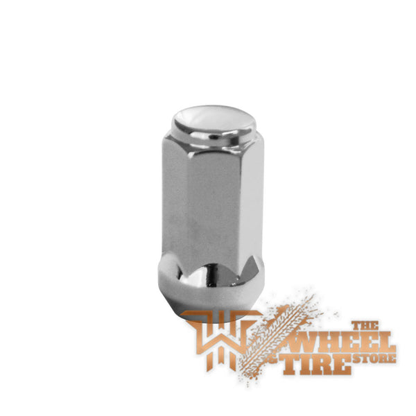LUG NUT Closed in Chrome