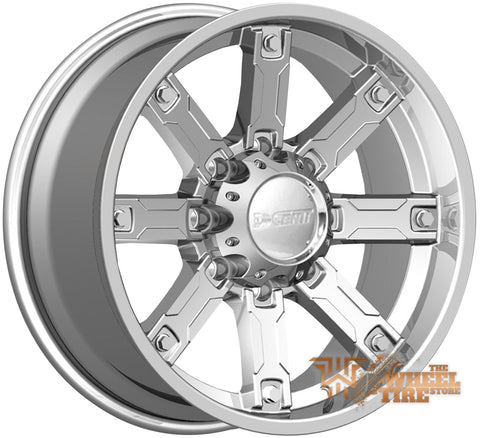 DCENTI DW970 Wheel in Chrome (Set of 4)