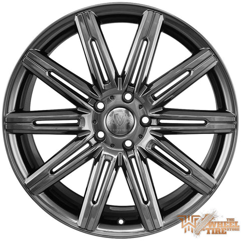 VOGUE VT382 Ultra V Wheel in Dark PVD (Set of 4)