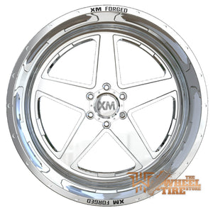 XTREME MUDDER XM-F2 Wheel in Chrome (Set of 4)
