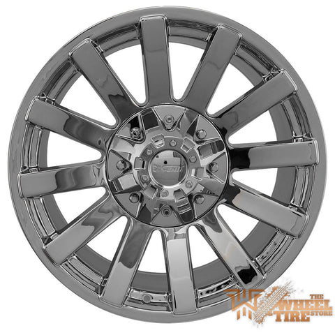 DCENTI DW980 Chrome Wheel (Set of 4)