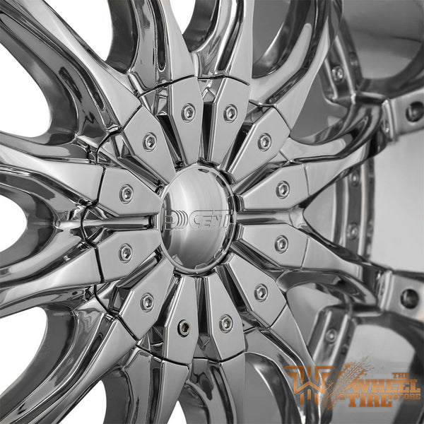 DCENTI DW8 Wheel in Chrome (Set of 4)