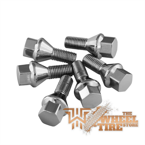 LUG BOLT in Chrome
