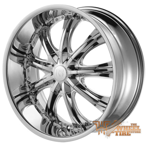 RED SPORT RSW33 Wheel in Chrome (Set of 4)