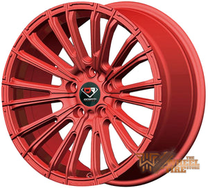 DCENTI Racing DCTL006 Wheel in Red