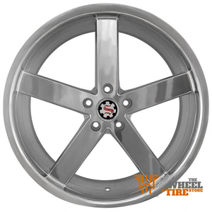 SCARLET SW20 Wheel in Chrome (Set of 4)