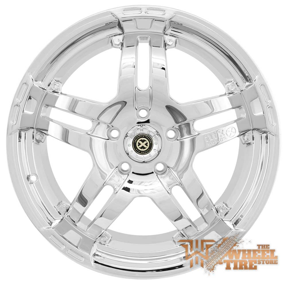 AMERICAN RACING ATX181 'Artillery' Series Wheel in Chrome (Set of 4)