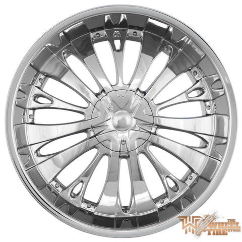 TYFUN TF705-S Wheel in Chrome (Set of 4)