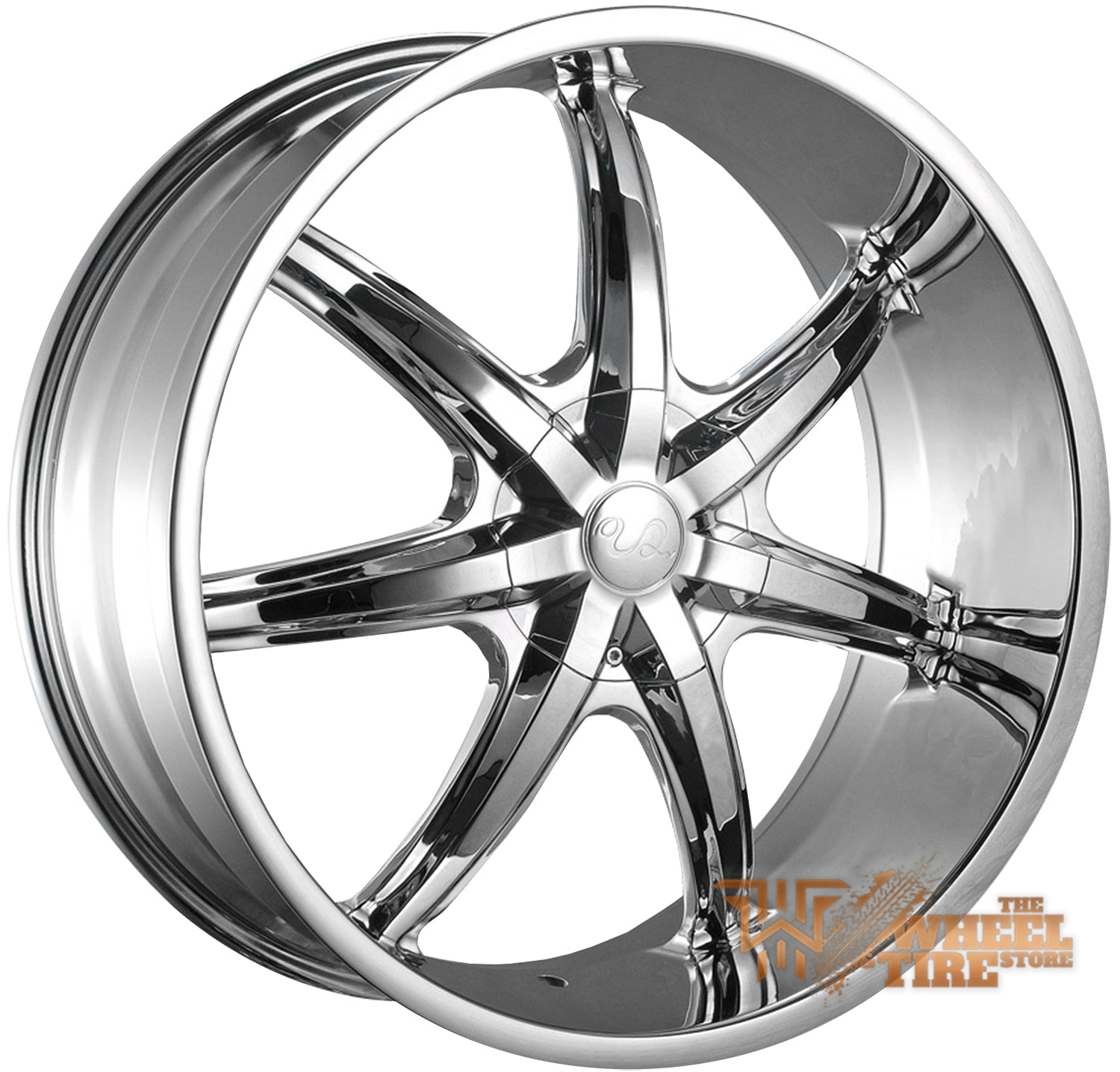 U2 U2-35 Wheel in Chrome (Set of 4)