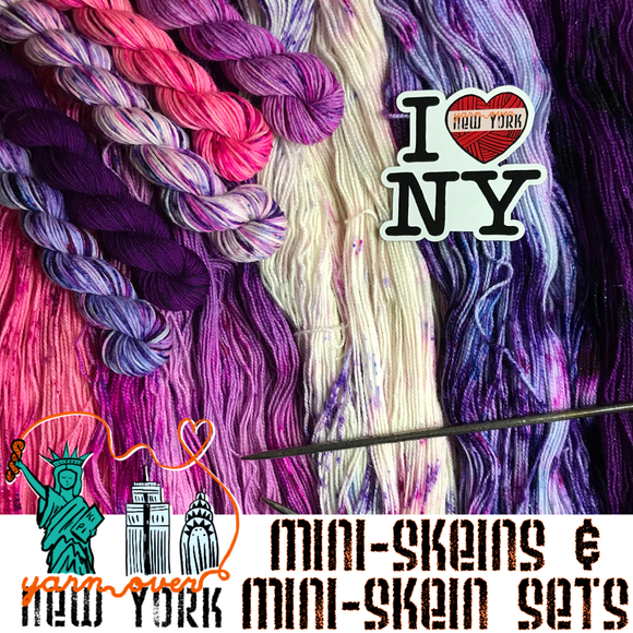 Mini-Skeins and Mini-Skein Sets