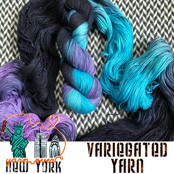 Variegated and Multi Color Yarns