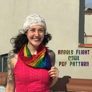 Angels Flight Cowl Pattern -- digital download (sport weight)