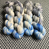I BELIEVE YOU -- Flushing Meadows bulky weight yarn -- ready to ship