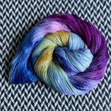 DEW JEWELS -- dyed to order yarn