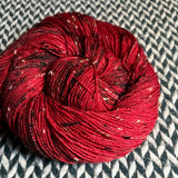 THE BIG APPLE -- dyed to order yarn