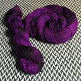 ELECTROPOP -- dyed to order yarn