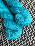 THE LIFE AQUATIC -- dyed to order yarn