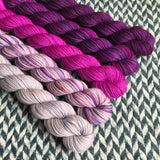 Botanical Gardens *5 Mini-Skein Set* -- Times Square sock yarn -- ready to ship