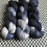 CHERISHED ADORATION -- Times Square sock yarn -- ready to ship