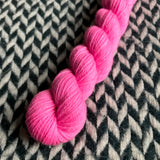 Cherished Morsels -- mini-skeins -- Times Square sock yarn-- ready to ship