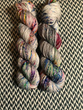 STUDYING STONES -- Brooklyn Bridge worsted weight yarn -- ready to ship
