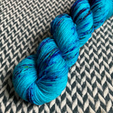 MERMAID PARADE -- Randall's Island merino sport yarn -- ready to ship