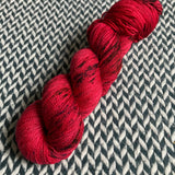 THE BIG APPLE -- Harlem sock yarn -- ready to ship
