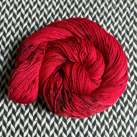 THE BIG APPLE -- Randall's Island merino sport yarn -- ready to ship