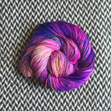 CAKE MY DAY -- Brooklyn Bridge worsted yarn -- ready to ship