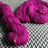 FRUTTI DI BOSCO -- dyed to order yarn