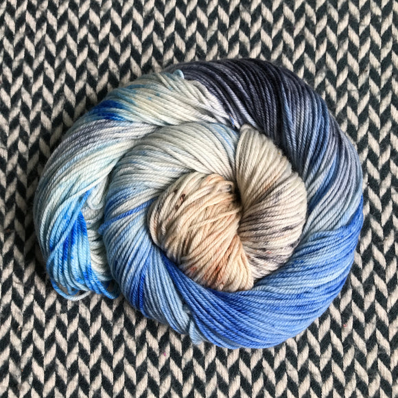 ADONIS NAUTILUS -- Greenwich Village DK yarn -- ready to ship