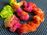 WALKING ON THE SUN -- Randall's Island sport yarn -- ready to ship