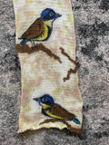 WHATTA PITTA -- hand-painted sock blank -- dyed to order yarn