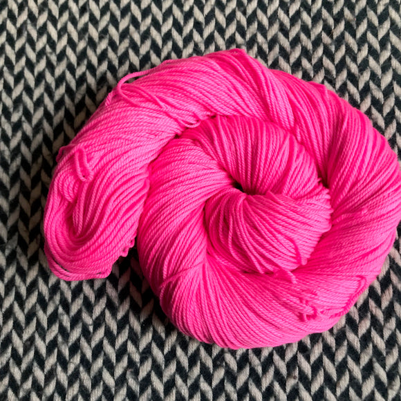 ROSE CHOQUANT -- Randall's Island sport yarn -- ready to ship