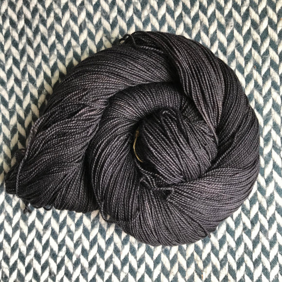 BLACKLIST -- Nolita sock yarn -- ready to ship