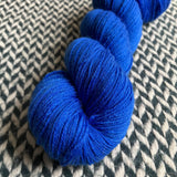ECLAIR BLEU -- Times Square sock yarn -- ready to ship