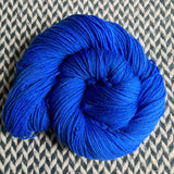 ECLAIR BLEU -- Randall's Island sport yarn -- ready to ship