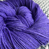 VIOLET VENIMEUX -- dyed to order yarn