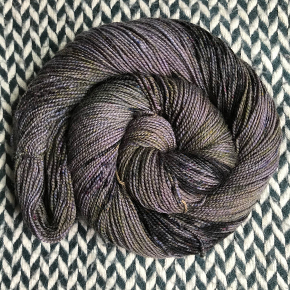 UNDERGROUND CITY -- Harlem sock yarn -- ready to ship